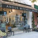 Angus Mitchell Salon ~ Beverly Hills Front