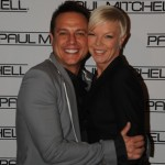 Angus Mitchell and Tabatha Coffey at the 2012 Caper Event