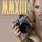 Cover of Jordan Carver 2013 Calendar