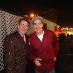 Louis Prima Jr. and Adam Corolla at the Prima Notte Fundraising Gala