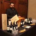 Edgar Poureshagh, Owner of 3Twenty Wine Lounge and Certified Sommelier