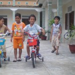 Orphanage Bike Donation