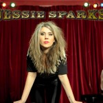 'Jessie Sparks' EP Cover