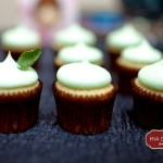 Mint Julep Cupcakes -