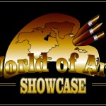 World of Art Showcase Logo