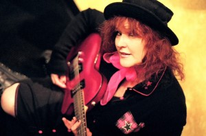 TISH CIRAVOLO, PRESIDENT & FOUNDER OF DAISY ROCK GIRL GUITARS