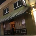Exterior of 320 Wine Lounge