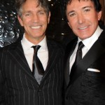 PHOTO CAPTION (left to right): Actor Eric Roberts and GREG LONDON at the Hollywood Music In Media Awards on November 19. Photo Credit: Luck Media & Marketing, Inc.