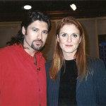 Billy Ray Cyrus, the crown prince of country music, hooked up with Sarah Ferguson, The Duchess of York, when both made a guest appearance on the syndicated Donny & Marie television program.