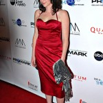 PHOTO CAPTION: Singer Marianne Keith on the Hollywood Music in Media Award's (HMMA) red carpet. PHOTO CREDIT: www.photobyyulla.com