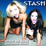 strip me bare remix cd cover